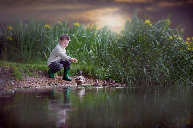 {Seattle Child Photographer} Caleb