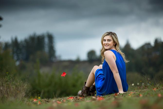 {Seattle Senior Photographer} | Brayden