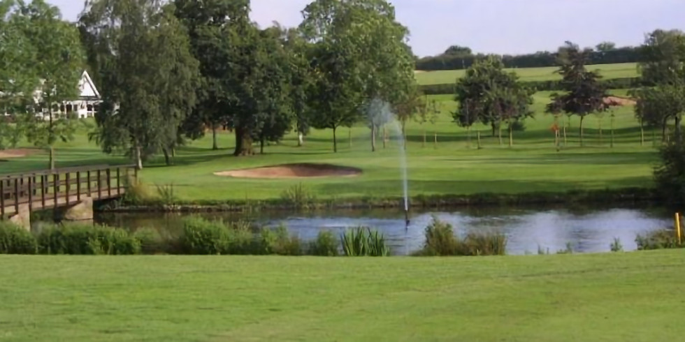 Anthony James Golf Society Kirby Muxloe