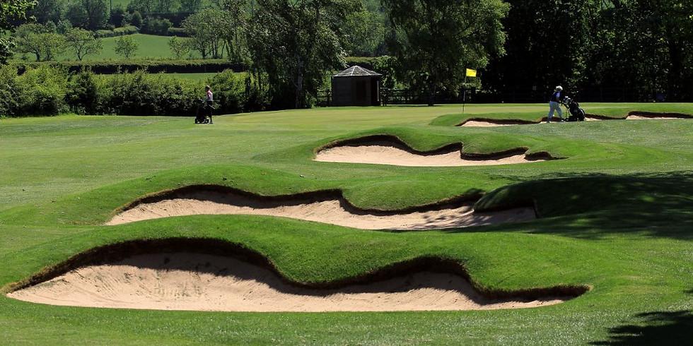 Anthony James Golf Society - Kibworth GC