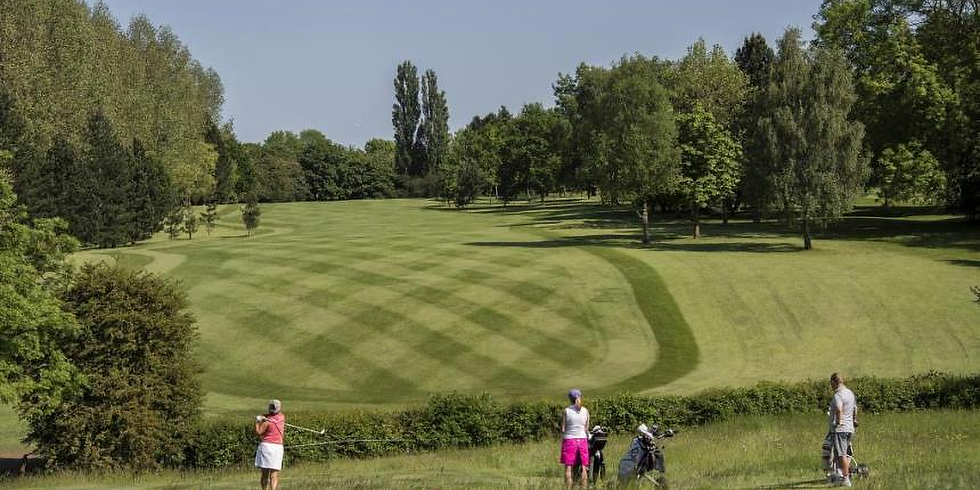 Anthony James Golf Society Stanton on the Wolds