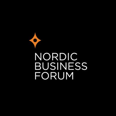 Nordic Business Forum 2016: Key Takeaways