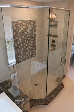 Indian Hill bathroom remodel