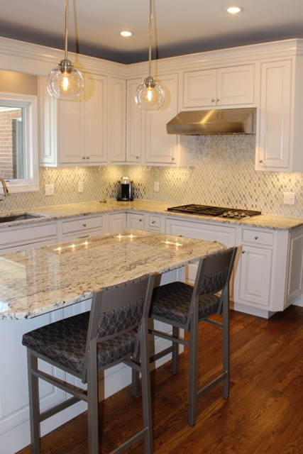 Transitional kitchen, Blue Ash