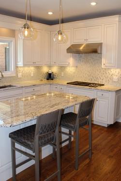 Transitional kitchen, Blue Ash