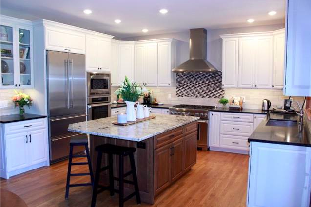Montgomery kitchen renovation