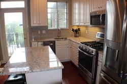 Columbia Tusculum kitchen renovation