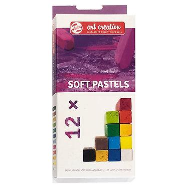 12 Pastels Secs ArtCreation