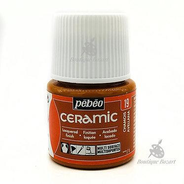 Ceramic Froid Pébéo 45ml Chamois