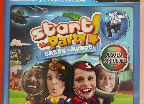 Stand the party