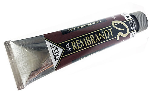 Huile Rembrandt Tête Morte Violette 344 S1