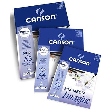 Bloc de papier Imagine de Canson