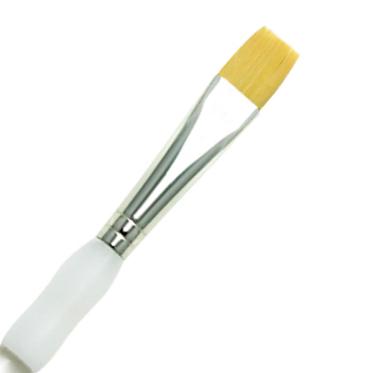 Pinceaux Soft Grip™ Plat SG150