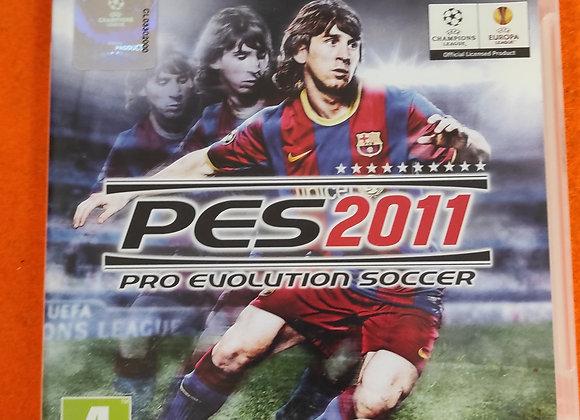 Jogo PS3 PES 2011
