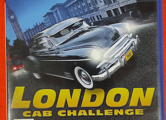 London Cab Challenge
