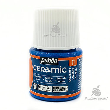 Ceramic Froid Pébéo 45ml Lavande