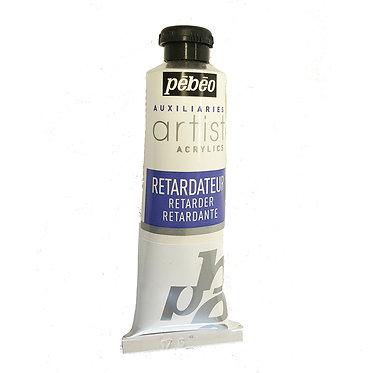 Gel retardateur pour acrylique