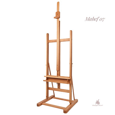 Chevalet d'atelier MABEF M07