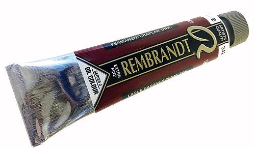 Huile Rembrandt Laque Garance Permanent Foncé 342 S3
