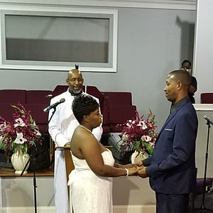 Mr & Mrs Adrian Battle