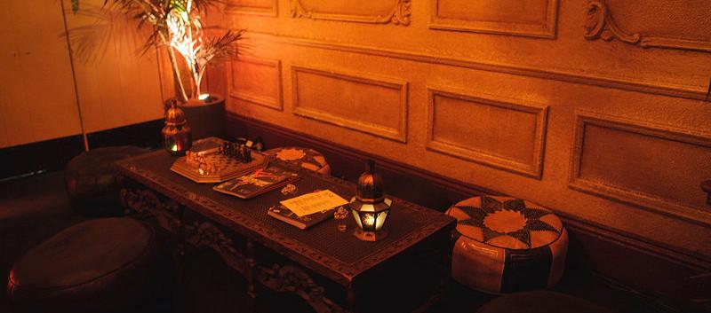Pascal Proteau - Ladies Lounge, Melbourn