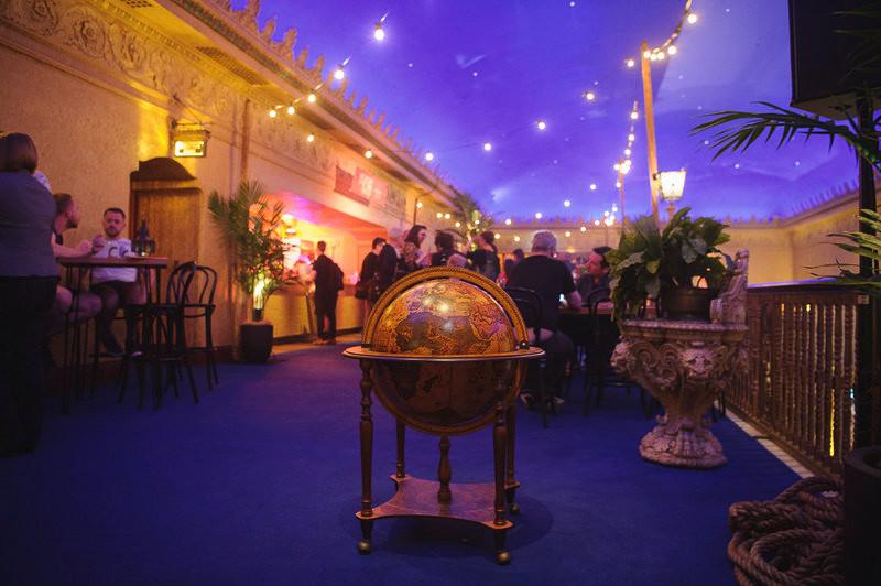 Pascal Proteau - Festival's Lounge - Mel