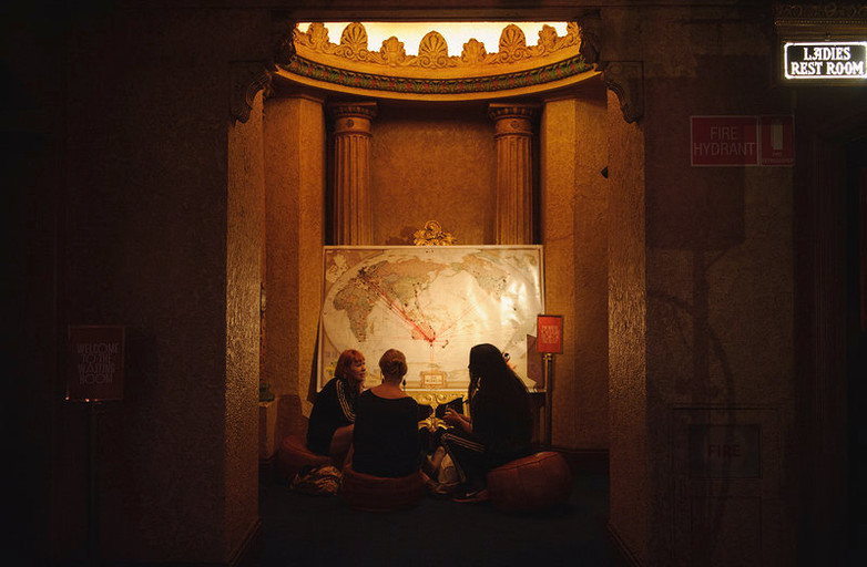 Pascal Proteau - Festival's Lounge -  Me