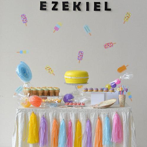 Sweet Treats DIY Party Kit