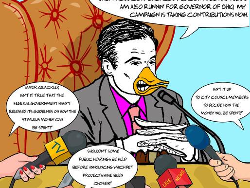 Lame Duck Tales - Mayor Quackley