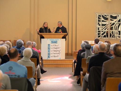 Attendees discuss healing, solidarity and action in wake of anti-Jewish killings in Pittsburgh