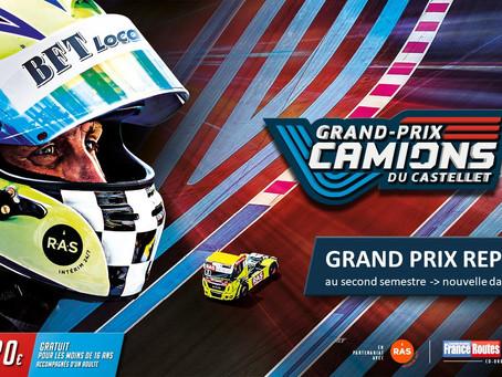 Le Grand-Prix Camions du Castellet reporté au second semestre