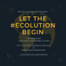 LET THE #ECOLUTION BEGIN IN TEN DIRECTIONS