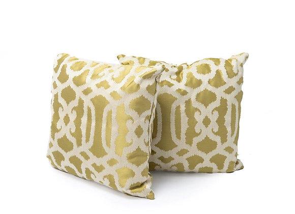 Jacquard Cushion (set of 2)