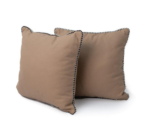 Chev Cushion (set of 2)