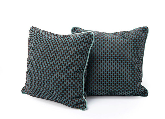 Brick Cushion (set of 2)