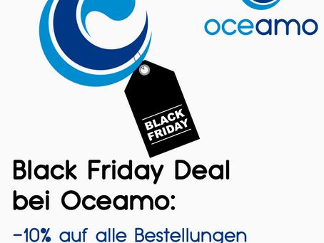 Black Friday @ Oceamo