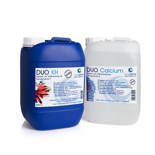 Oceamo DUO Starterpack 5000 ml