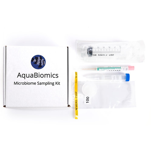 Aquabiomics Microbiom Analyse