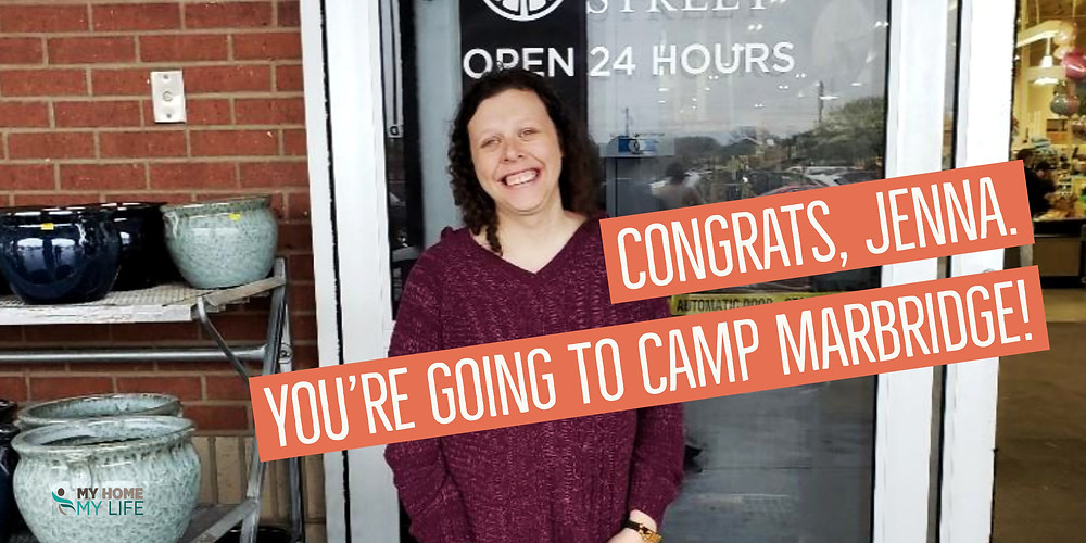 You're Going to Camp!