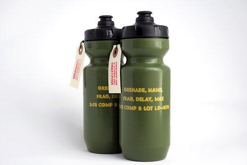 Grenade Bottles