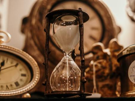 A brevidade do tempo!