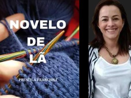Nossa singela homenagem a Prescila Francioli que também fez parte dos nossos autores do Geração Lite