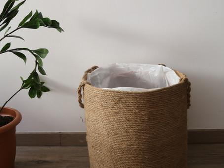 DIY : fabriquer son panier à linge