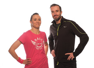 RunningwithUs - Now partnered with Race for Life!