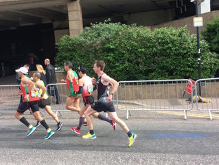 Marathon Roundup