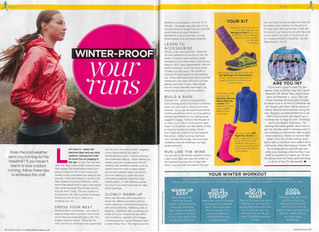 Winter-proof your running