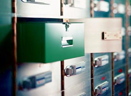 Банковская ячейка: для безопасных сделок с недвижимостью
