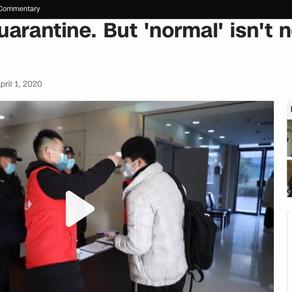 CNN v The Flu 4 -or- I'm Not Stupid