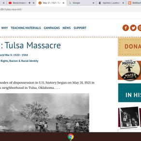 100th Anniversary of the Tulsa Massacre