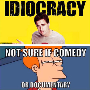 WalMart's Version of Idiocracy